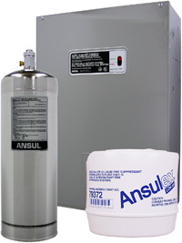 Iowa Fire Equipment Company offers Ansul wet chemical fire suppression systems.