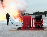 Iowa Fire Equipment Company provides dry chemical fire extinguisher inspections and repairs.