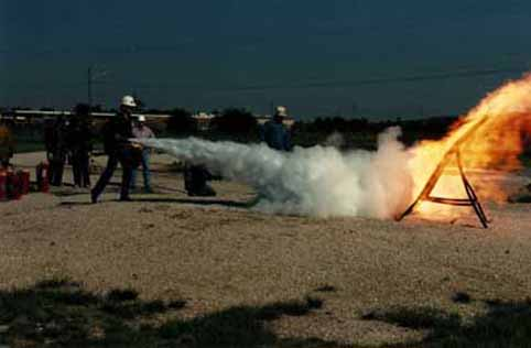Fire Extinguisher Training | Iowa Fire Equipment Company