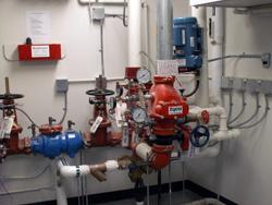 Fire Sprinkler Systems | Iowa Fire Equipment Company | Iowa