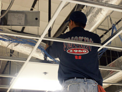 Iowa Fire Equipment Company offers sprinkler system repair and sprinkler system maintenance.