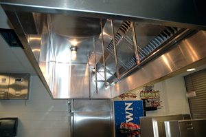 We offer solutions for restaurants such as kitchen fire extinguishers and restaurant fire suppression systems.