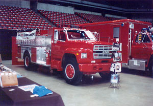 Fire Truck | Iowa Fire Equipment Company