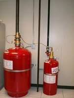 Our fire protection systems include clean agent fire suppression systems.