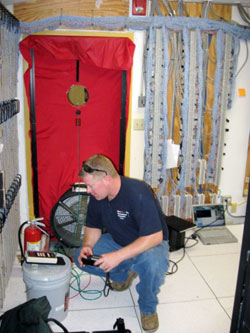 Our inspection teams provide superior fire suppression system inspection and testing.