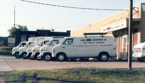 Service Van | Iowa Fire Equipment Company
